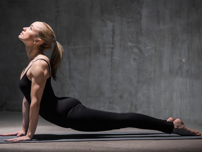 йога для похудения для начинающих в домашних условиях с картинками